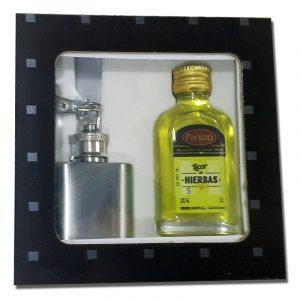 Set licor y petaca