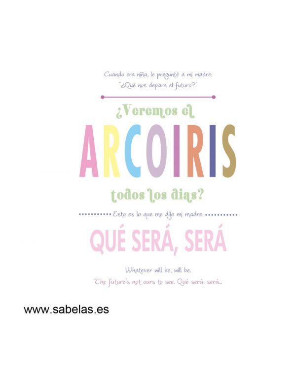 Lámina Arcoiris
