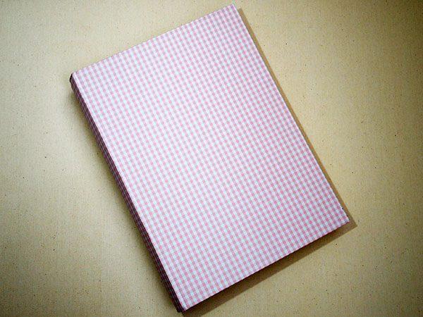 Álbum Fotos Vichy rosa