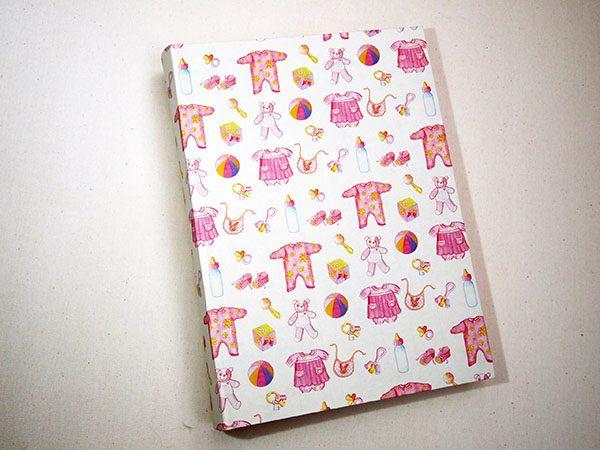Álbum Fotos Baby rosa